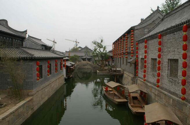 十一台儿庄旅游线路, 国庆节台儿庄古城旅游路线