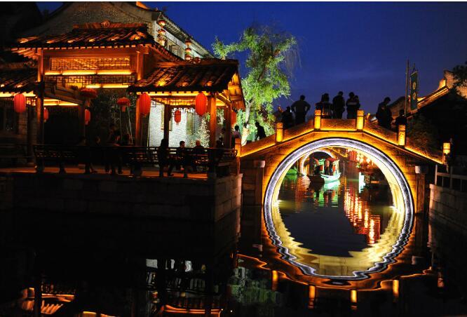 十一台儿庄自驾游路线推荐, 国庆节台儿庄自驾游最佳线路