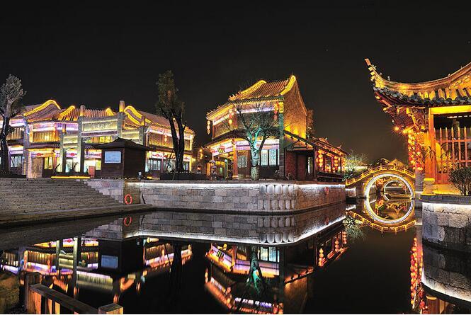 十一国庆节台儿庄有什么好玩的,有什么活动?