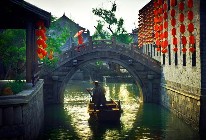 2019清明节台儿庄旅游攻略,台儿庄古城攻略