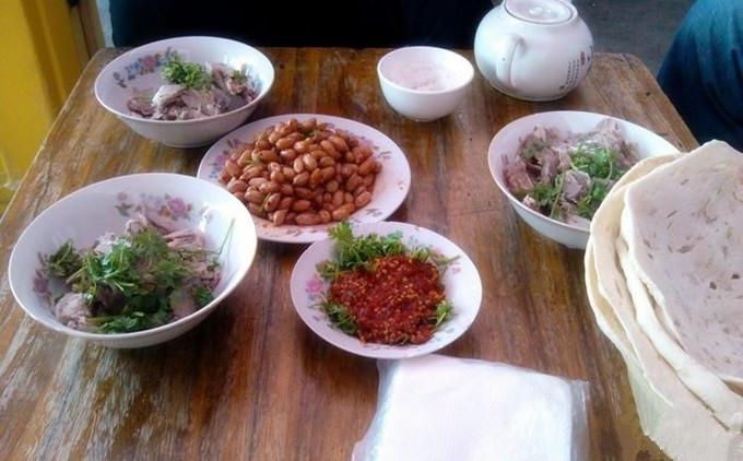 台儿庄羊肉汤,枣庄羊肉汤