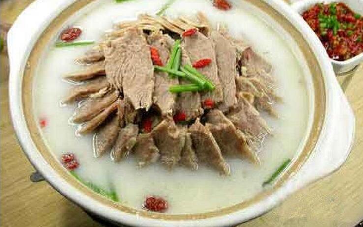 台儿庄羊肉汤产品介绍
