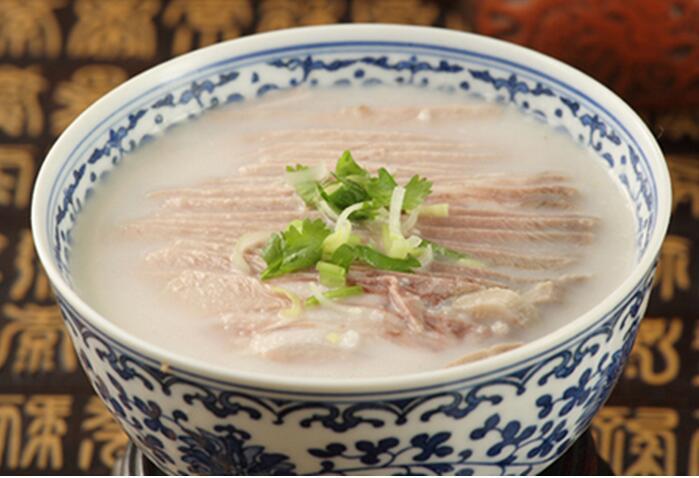 台儿庄羊肉汤