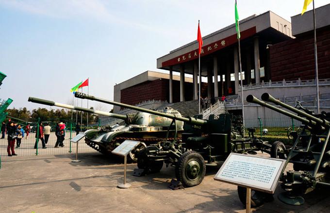 台儿庄旅游景点大全之台儿庄大战纪念馆