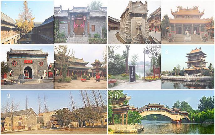 枣庄台儿庄古城旅游攻略--台儿庄古城旅游景点