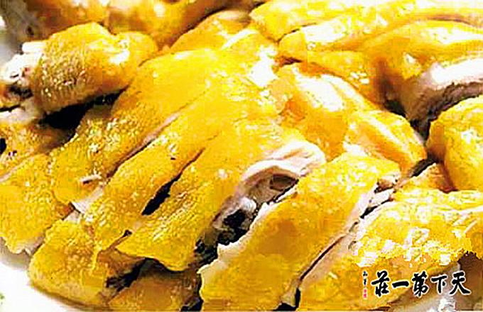 台儿庄特色小吃大全--张氏脆皮鸡