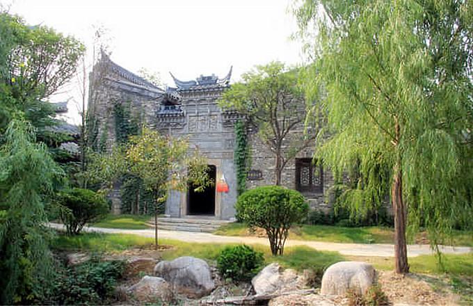 台儿庄古城文化展馆--金瓶梅文化展馆