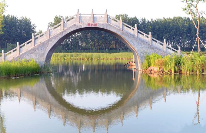 台儿庄运河湿地公园著名景点
