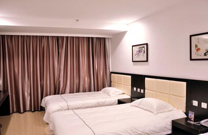 台儿庄状元楼酒店标准间,台儿庄古城内状元楼酒店