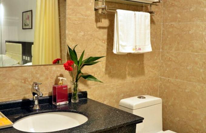 台儿庄状元楼酒店洗刷间,台儿庄古城内状元楼酒店