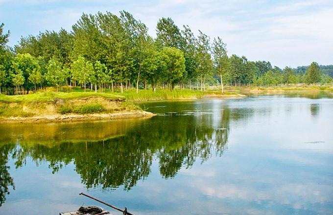 台儿庄运河湿地公园旅游特产