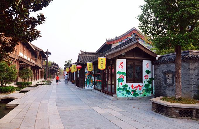 台儿庄古城游玩时间18小时路线