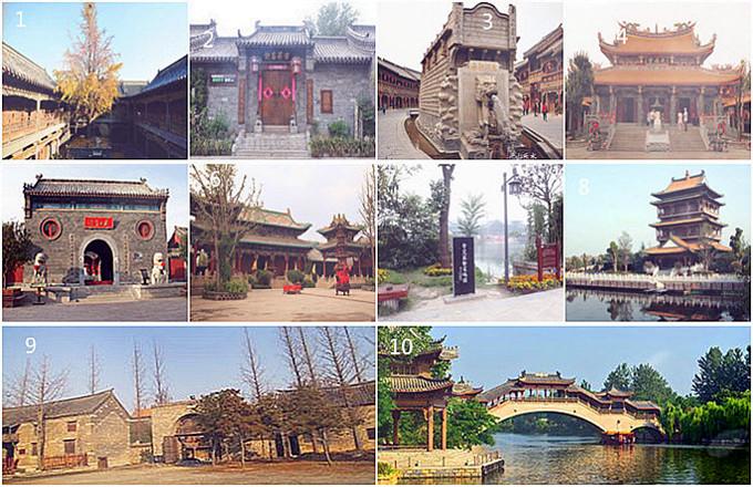 台儿庄古城游览时间8小时路线景点