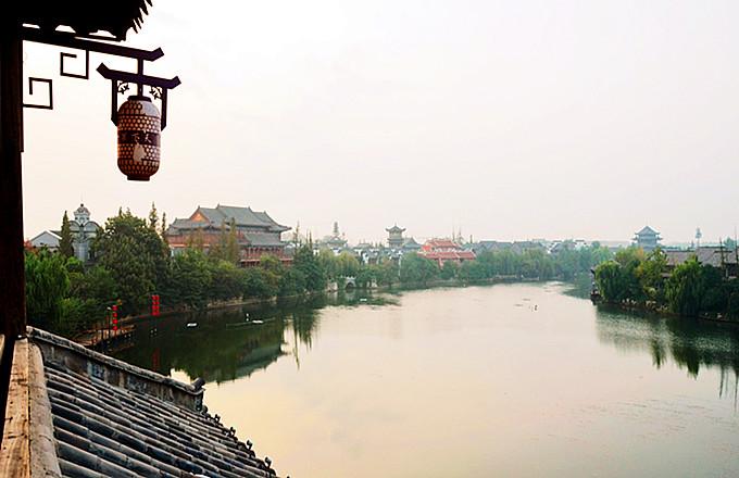 台儿庄古城游览时间2小时路线