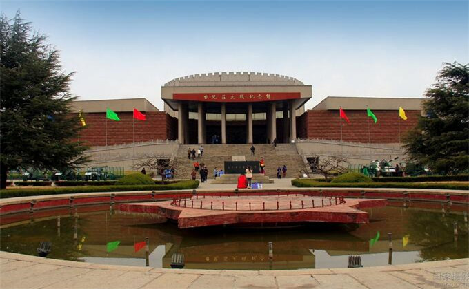 台儿庄古城与台儿庄大战纪念馆相距多远