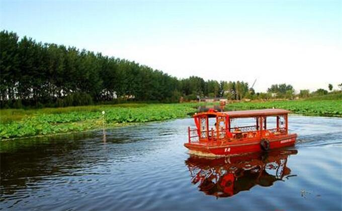台儿庄国家运河湿地公园自驾游门票团购