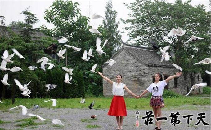 徐州周边自驾游景点台儿庄古城