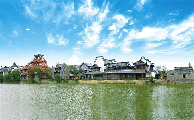 滕州周边自驾游景点台儿庄古城