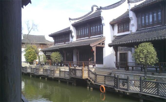 徐州周边自驾游景点台儿庄古城景点