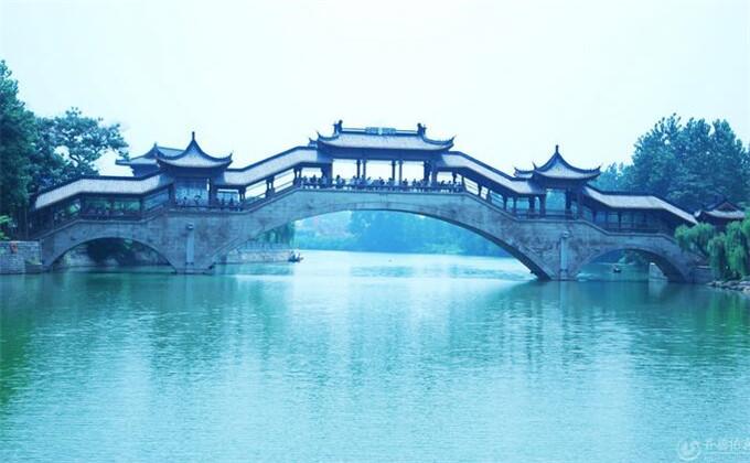 滕州周边300公里景点台儿庄古城