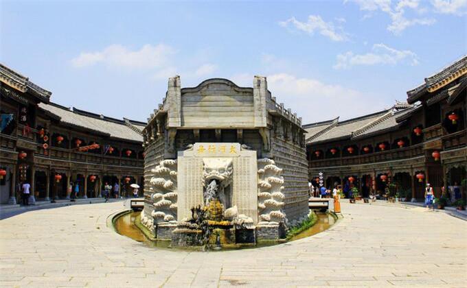 龟山汉墓周边两日游景点台儿庄古城