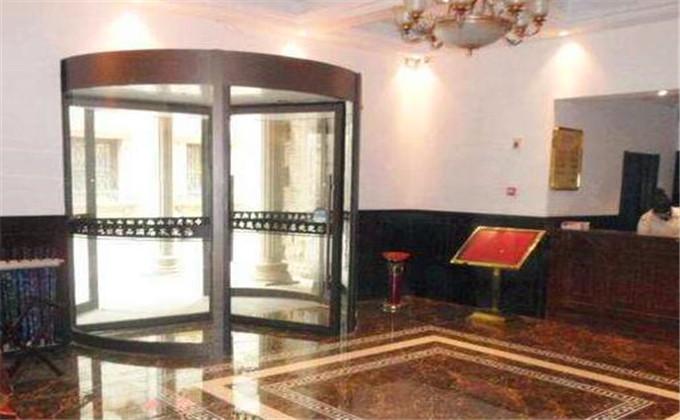 台儿庄古城内马迭尔酒店