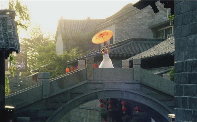 曲阜三孔一日游推荐景点台儿庄古城