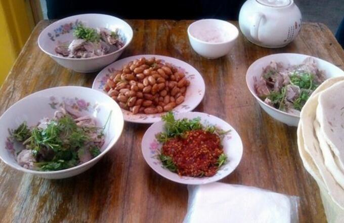 台儿庄古城羊肉汤