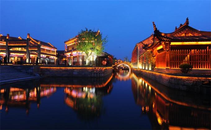 孟良崮周边旅游景点台儿庄古城