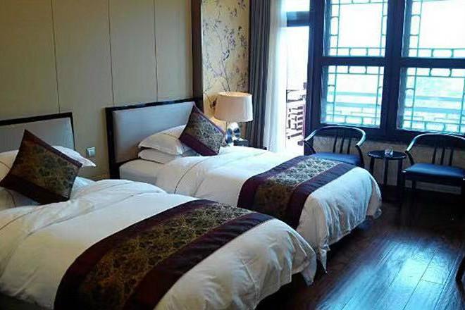 台儿庄古城内五星级酒店