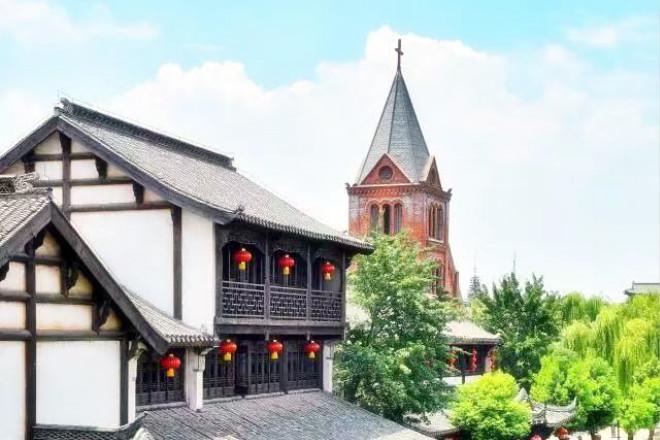 台儿庄古城游客服务中心简介