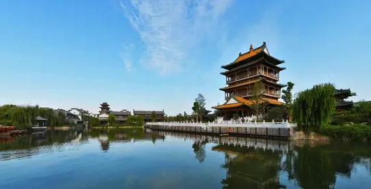 第二届中国·枣庄台儿庄古城国际冬泳节将于2019年1月16日开幕