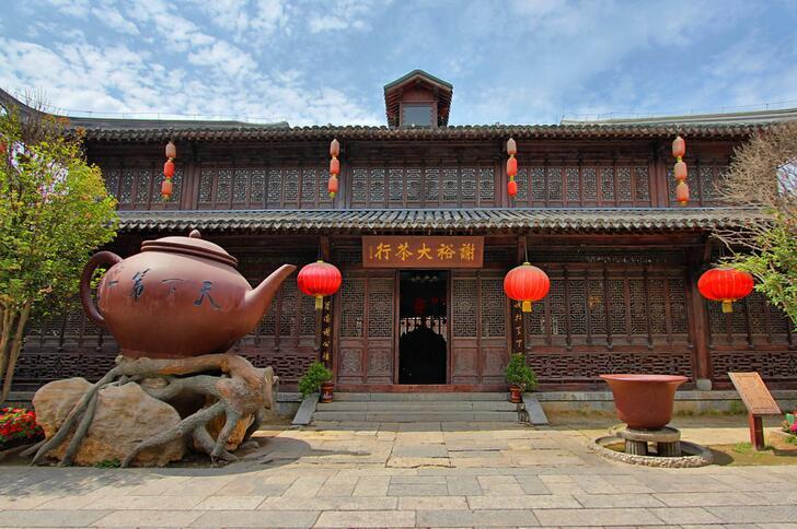 印象最深的台儿庄古城旅游景点