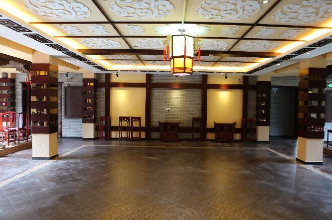 枣庄台儿庄古城内酒店