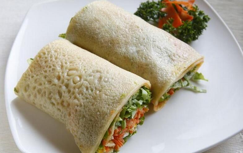 枣庄台儿庄风味小吃之共和凉菜卷:
