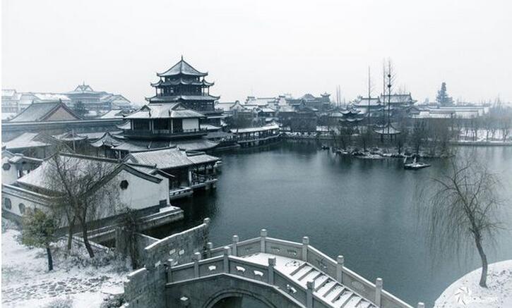 台儿庄古城几月份去最好?