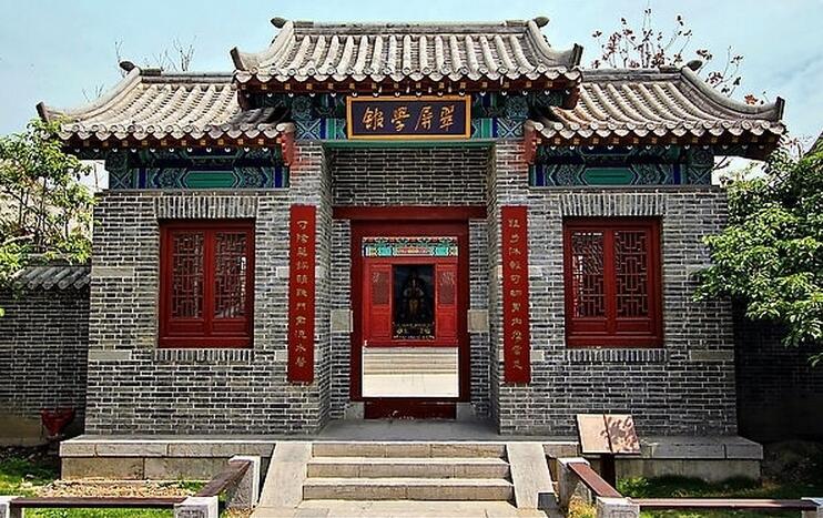台儿庄古城景点之文化展馆