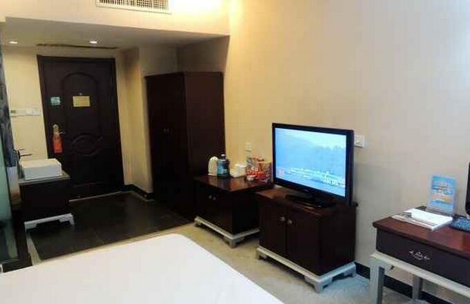 台儿庄古城附近最好的酒店怎样预订