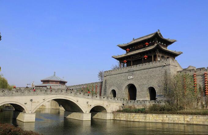 济南到枣庄台儿庄古城旅游攻略
