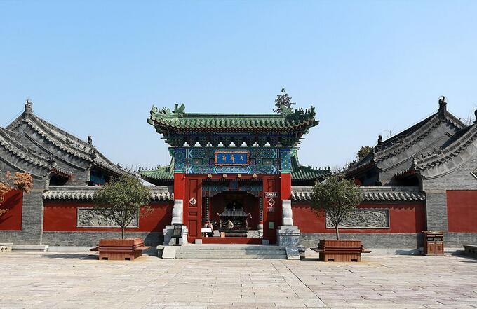 北京到台儿庄古城旅游景点大全