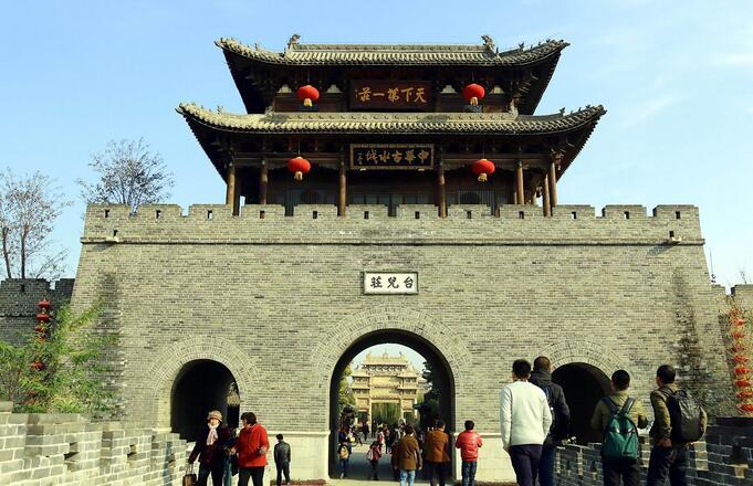 北京游枣庄西到台儿庄线路