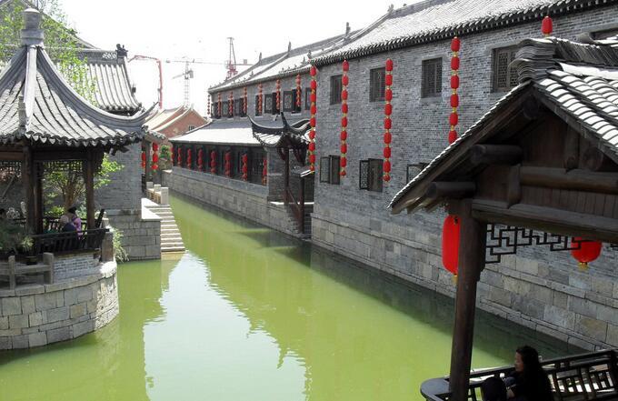 北京到台儿庄古城门票团购