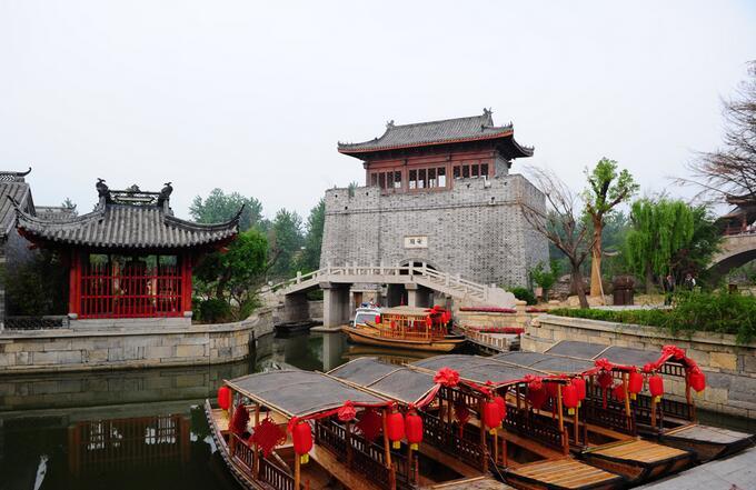 上海到枣庄旅游枣庄西站是高铁站吗 台儿庄古城攻略