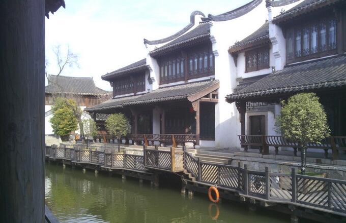 上海游台儿庄景点大全