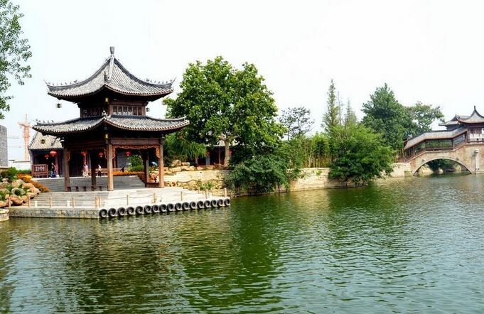 上海游台儿庄二日游