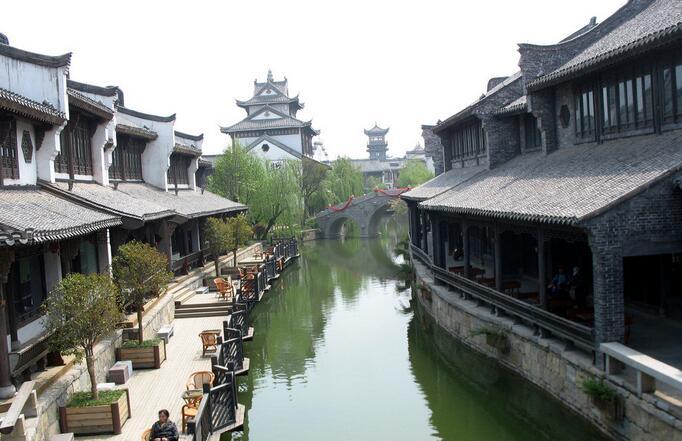 北京游台儿庄古城好不好玩