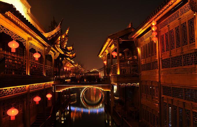 上海游台儿庄景区门票价格是多少