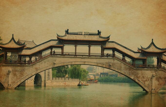 上海游台儿庄一日游