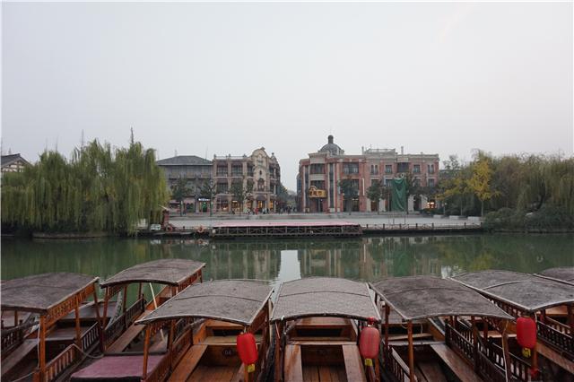 台儿庄古城画帆船可以包船吗?