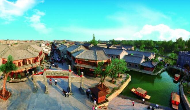 上海到台儿庄古城高铁旅游攻略